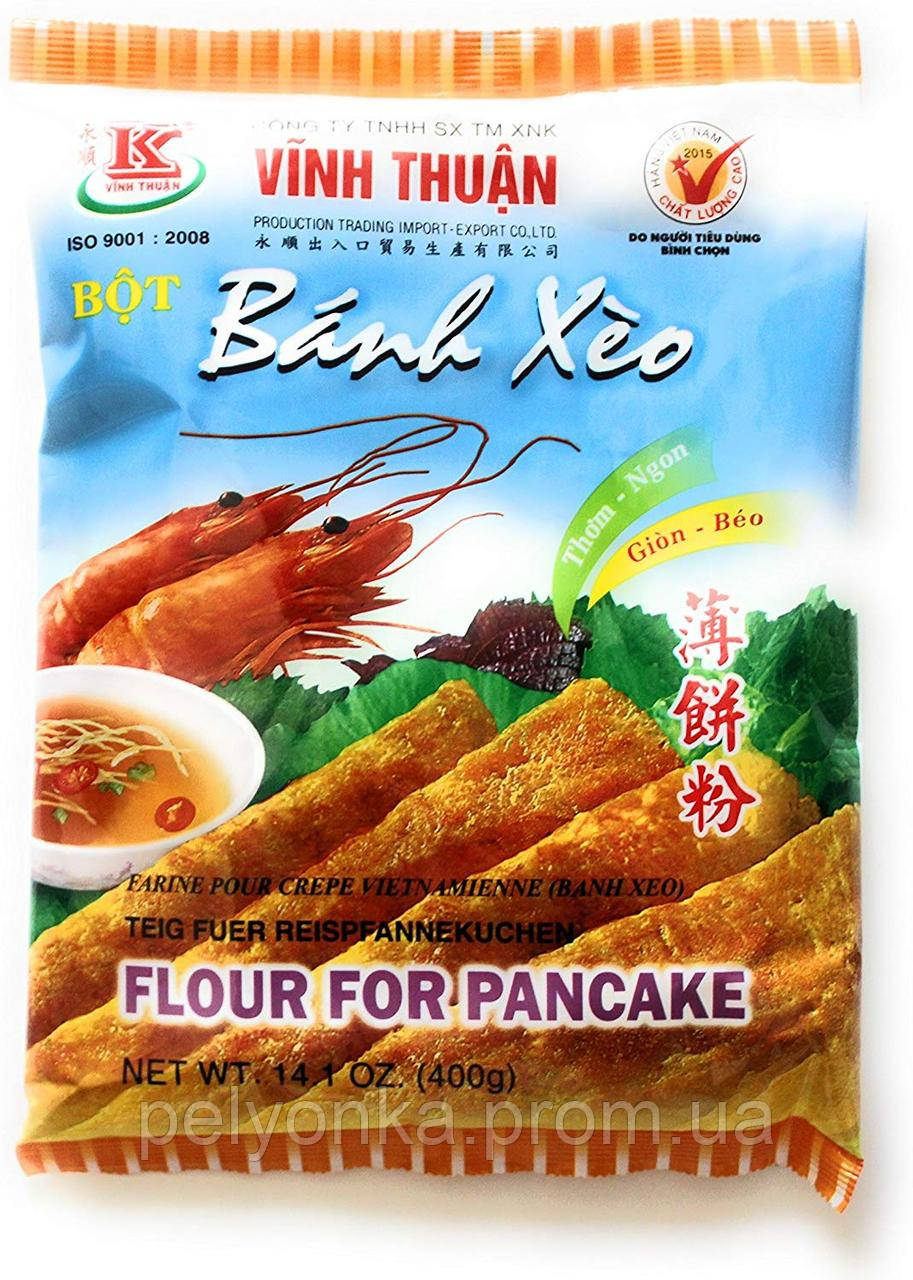 Готова суміш для панірування Vinh Thuan Banh Xeo 400г. (В'єтнам)