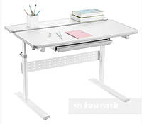 Стол  парта для школьника FunDesk Colore  Grey