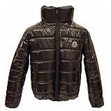 ОПТОМ Куртка дутик жіноча демісезонна з капюшоном від виробника, модель Світу Лак, розміри 42-48, фото 5