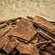 Какао терте, плитка товщ. 8мм, 1кг Gerkens(Кот-д'Івуар) Нідерланди, фото 2