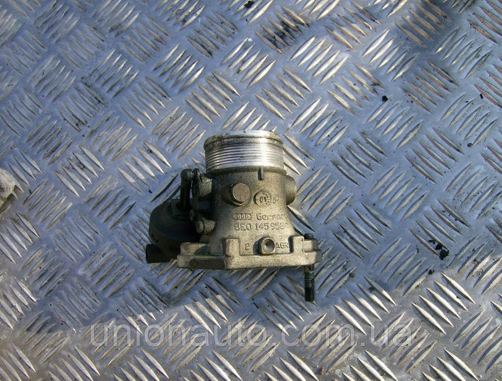 Дроссельная заслонка 2,5 TDI AUDI A4 B6 00-04R