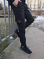 Карго штаны «KENT 2.0» Black