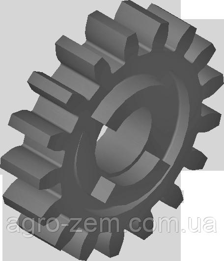 Колесо зубчатое редуктора сеялки СЗ-3,6 (Z-17) СЗГ 00.121