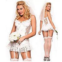 Сексуальний костюм нареченої