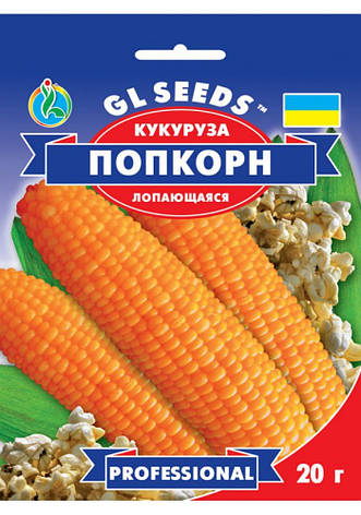 Семена Кукуруза Поп Корн, фото 2