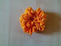 """Резинка """"Петля"""" ярко-оранжевая"""