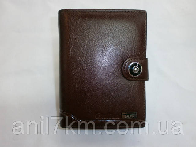 Мужской кошелёк фирмы BALISA для денег и документов