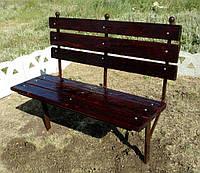 Лавка, стол из лиственницы ритуальные. Броневик Днепр.