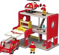 Игровой набор Пожарная станция Viga Toys 50828, фото 1