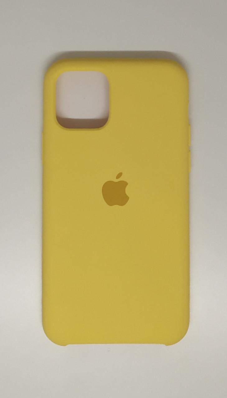 """Чехол Silicon iPhone 11 Pro Max - """"Холодный лимонад №4"""""""