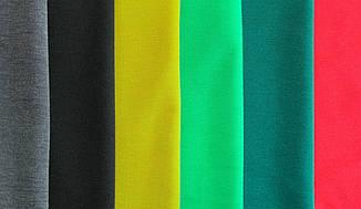 Бирюзовое платье длинное батальные размеры из поплина, фото 3