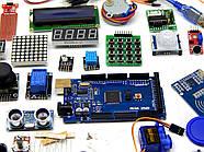 Набір Arduino навчальний стартовий на мікроконтролері Arduino Mega 2560, фото 3