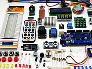 Набор Arduino обучающий стартовый на микроконтроллере Arduino Mega 2560, фото 2