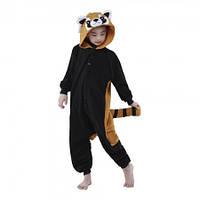 Кигуруми детский Красная Панда 100