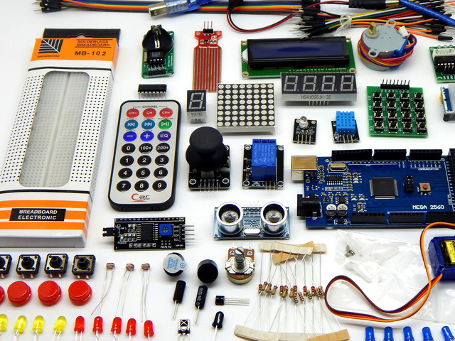 Набор Arduino Mega 2560