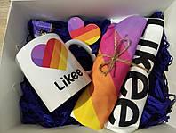 Подарочный набор Likee (Лайк)