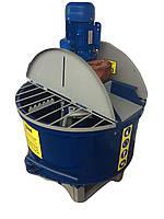 Бетоносмеситель для сухих смесей СБП - 200/75 литров. Бетонозмішувач примусової дії 200/75