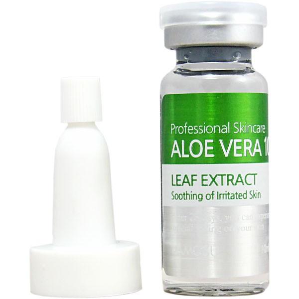 Набір відновлюючий з алое вера Ramosu Aloe vera Leaf Extract 100, 10 мл x 3 шт (8809476610100)