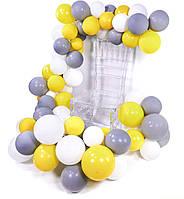 Комплект шаров для арки ( 135 шт ) 009