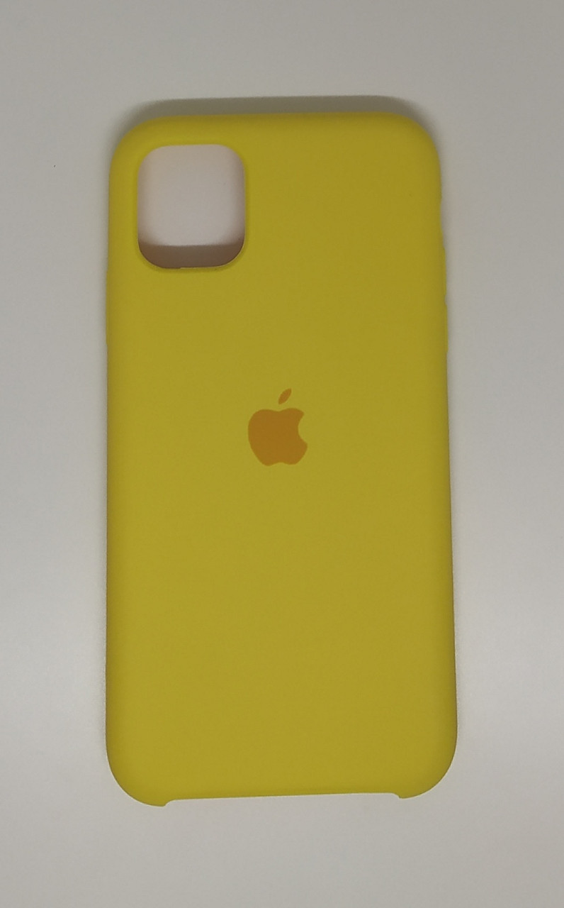 "Чехол Silicon iPhone 11 Pro Max - ""Вспышка №32"""