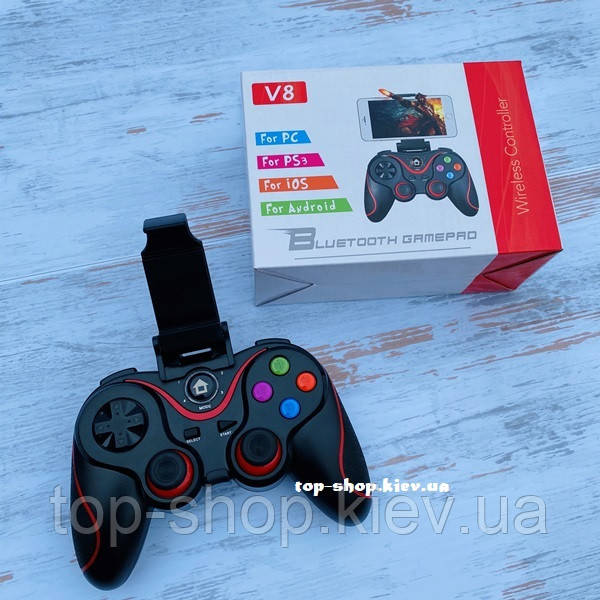 Игровой джойстик Bluetooth геймпад Gen Game V8 PC / Android / iOS