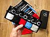 Набор мужского нижнего белья Calvin Klein Black Style, трусы Кельвин Кляйн, 5 удобных боксерок! Реплика!, фото 4