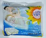 Электропростынь с двумя зонами Lux 145x155 - Турция (Электро простынь) T-54687, фото 2