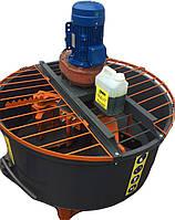 Растворосмеситель для сухих смесей СБП - 800/400 литров