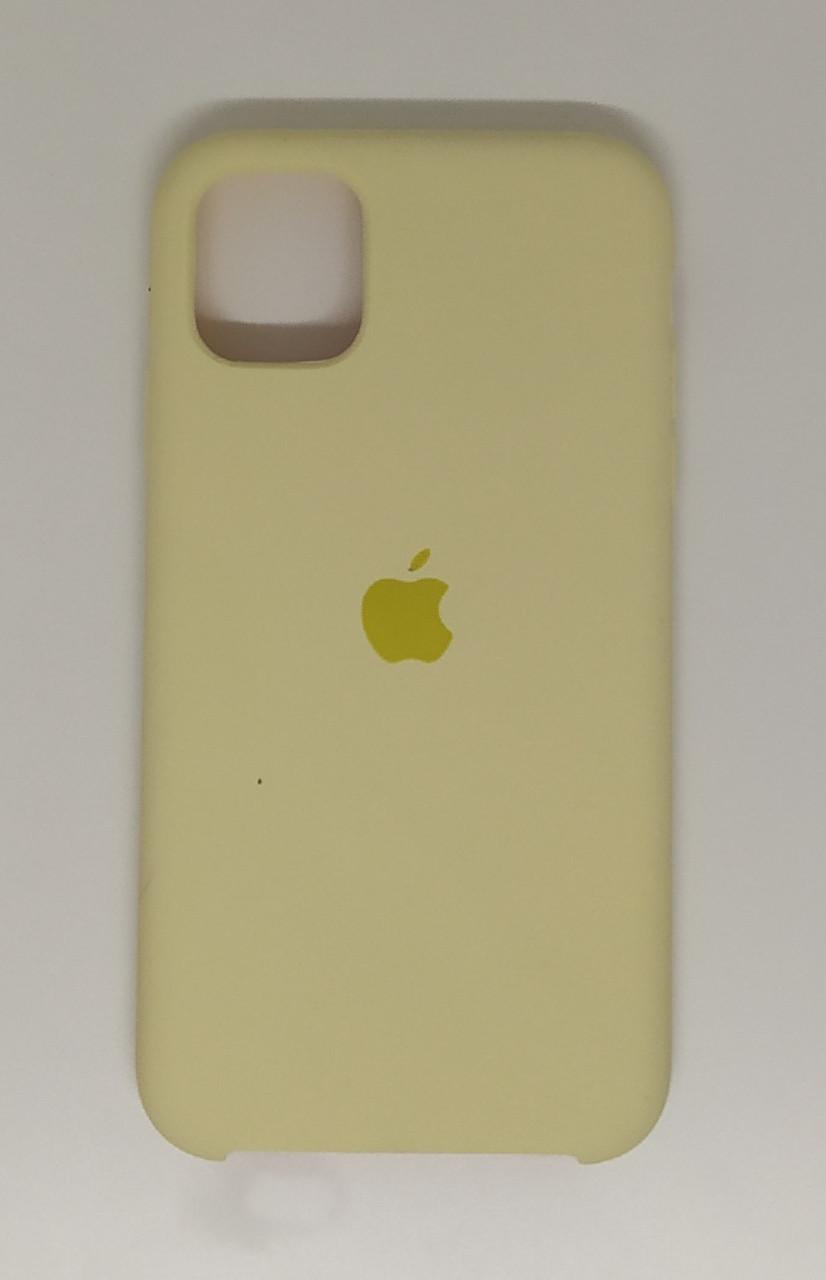 "Чехол Silicon iPhone 11 Pro Max - ""Дыня №55"""