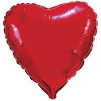"Куля фольгована ""Серце"" 45 см"