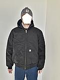 Куртка зимова чоловіча вічна Carhartt Cordura L-XL Нова(США) Оригінал, фото 4