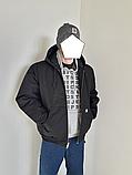 Куртка зимова чоловіча вічна Carhartt Cordura L-XL Нова(США) Оригінал, фото 8