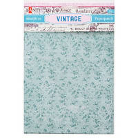 Бумага для декупажа Vintage 2 листа 40*60 см 952483