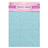 Бумага для декупажа Country garden 2 листа 40*60 см 952505
