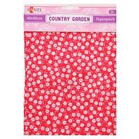 Бумага для декупажа Country garden 2 листа 40*60 см 952507