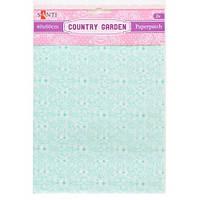 Бумага для декупажа Country garden 2 листа 40*60 см 952511