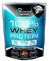 Протеин Progress Powerful 100% Whey protein 2 кг. Лесной орех