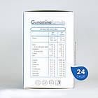 Gunaminoformula (GUNA, Италия). 8 незаменимых аминокислот. 24 саше, 156 г, фото 6