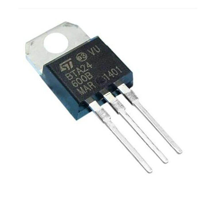 Транзистор BTA24-600B
