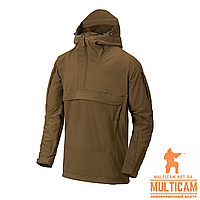 Куртка анорак Helikon-Tex® MISTRAL Anorak Jacket® - Soft Shell - Mud Brown