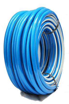 """Шланг Forte """"Веселка"""" 3/4"""" 50м синій, фото 2"""