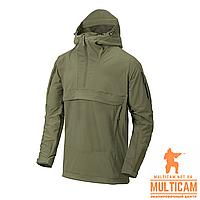 Куртка анорак Helikon-Tex® MISTRAL Anorak Jacket® - Soft Shell - Adaptive Green