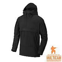 Куртка анорак Helikon-Tex® MISTRAL Anorak Jacket® - Soft Shell - Black