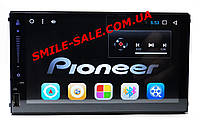 "Автомагнитола 2DIN Pioneer FY6521A Android 7.1.1, 3USB/Wi-fi/GPS/BT/7"", фото 1"