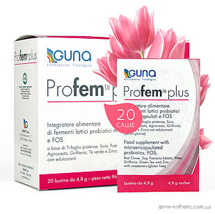 Profem Plus. Для здоровья в менопаузе. 20 саше, 96 г