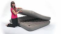 Кровать надувная Intex 67743 два в одном