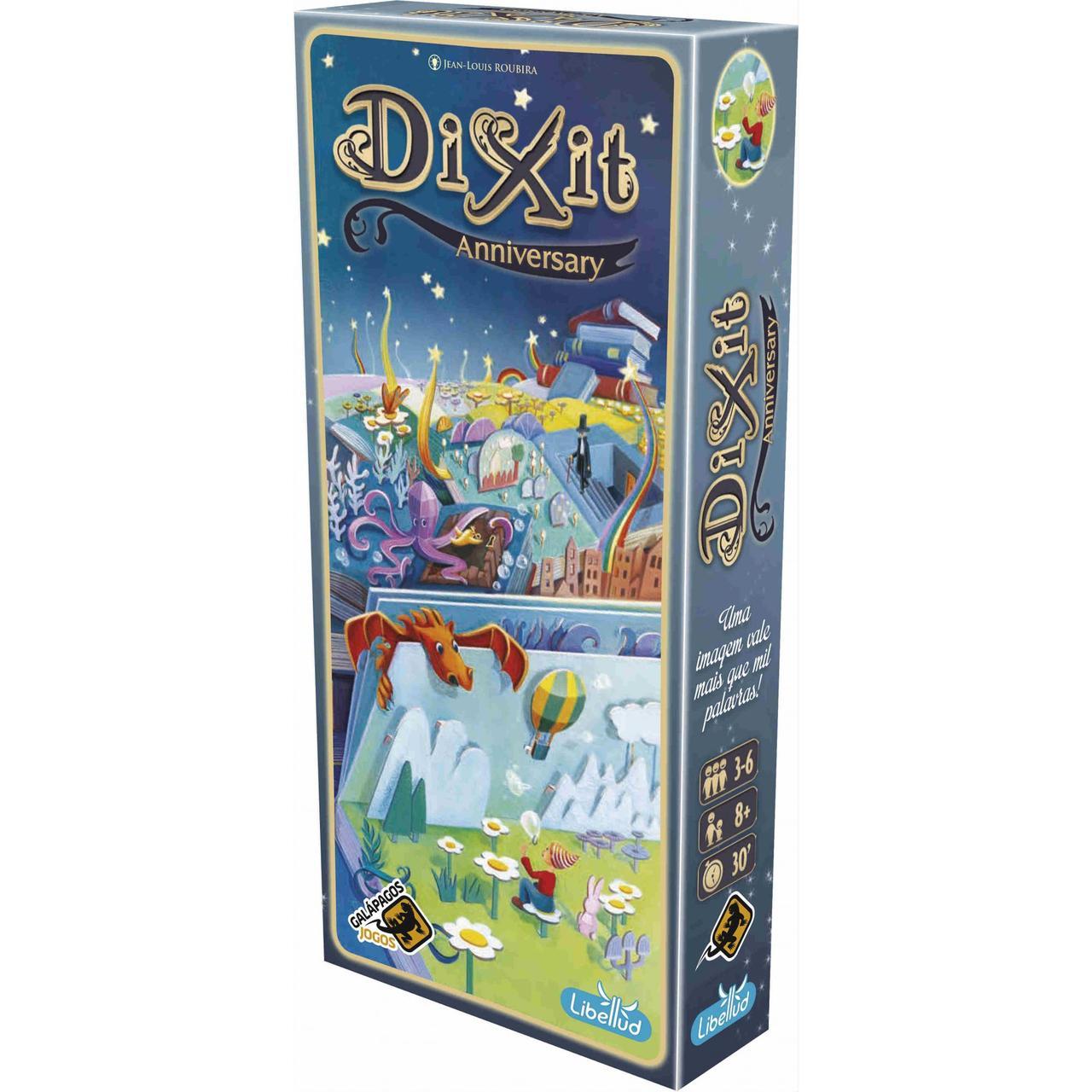 Настольная игра Libellud Диксит 9: Юбилейный (Dixit 9. Anniversary) (3558380062752)