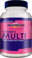 INFINITE LABS- USA Womens multivitamin 120tab. Для оптимального функционирования женского организма