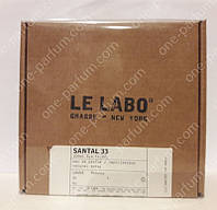 Le Labo Santal 33 (Ле Лабо Сантал 33) парфюмированная вода, 100 мл, фото 1