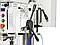 GB 32 STi с СОЖ ПРОМЫШЛЕННЫЙ РЕЗЬБОНАРЕЗНОЙ СВЕРЛИЛЬНЫЙ СТАНОК НА КОЛОННЕ (1,8 кВт, М20) Bernardo, фото 8